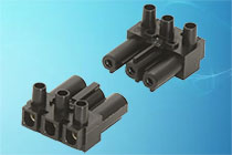 Metway Series 166 GST-GBU 3 pole plugs & sockets (166GST03/166GBU03)