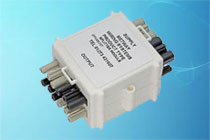 6-pole splitter module