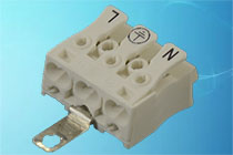 Series 980 / 3 16A 3 Pole Terminal Block