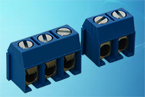 Low Profile printed circuit connectors
