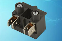 Series 432 / 433 Tab/Screw Type Terminal Block