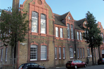 Connought School – Brighton